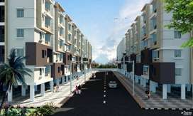 3BHK,Multistorey flats for sale.