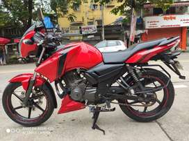 BIKE GALAXY.. TVS Apache RTR 160 1 st owner good condition