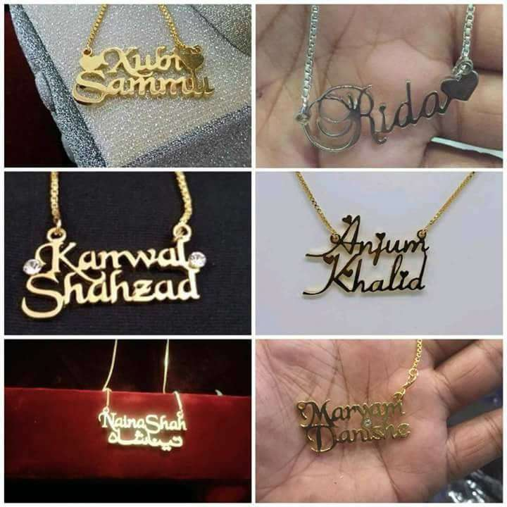 Customize Jewellery