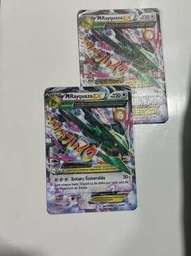 pokemon M rayquaza EX