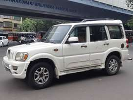 Mahindra Scorpio VLX 2WD BS-III, 2012, Diesel