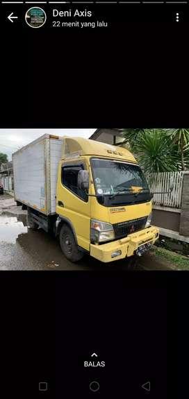 Mitsubishi engkel fe71 th 2012 km 120 rb