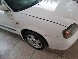 Baleno jxl white colour