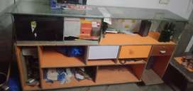 Racks for mobile shop and other uses condition 10/9