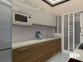 #Semi-Furnished 2BHK Builder Floor For Sale in Jyoti Park- Gurgoan.#