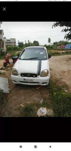 Hyundai Santro 2000 Petrol 60000 Km Driven