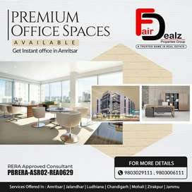 Commercial Leasing & To-Let Services in Amritsar