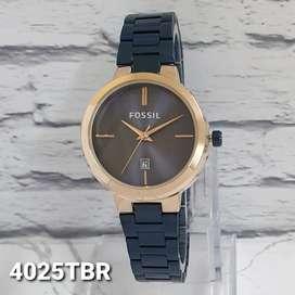 Jam tangan Fossil wanita elegant
