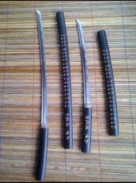Dijual Samurai HY 4 Kondisi Tajam, Pedang Import, Pisau Tajam
