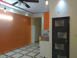 1bhk Ready to move and semi-furnished flat sale in Vaishno Home