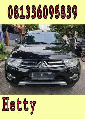 Mitsubishi Pajero 2.5 Dakar VGT Diesel 2015 Hitam #Pajero