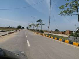 FAISAL TOWN BLOCK A 10 MARLA PLOT FOR SALE ON MAIN DOUBLE ROAD