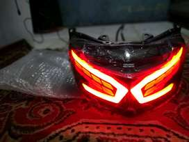 stoplamp nmax aes