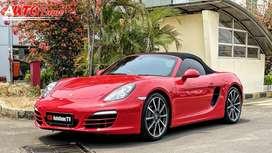 Porsche Boxster 2.7 PDK 2013