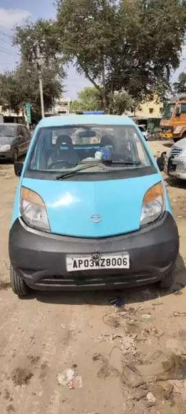 Tata Nano 2012 Petrol 53000 Km Driven