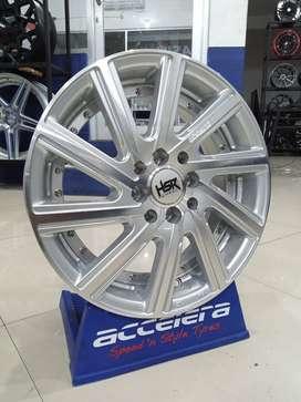 Veleg mobil Calya R16 HSR Ciao Ring 16 Pcd 4x100 & 4x114,3 Lebar 6,5