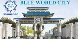 Blue world city booking on investor rate.