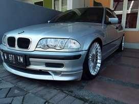 Jual mobil bmw 318i e46 mesin m43 tahun 2000