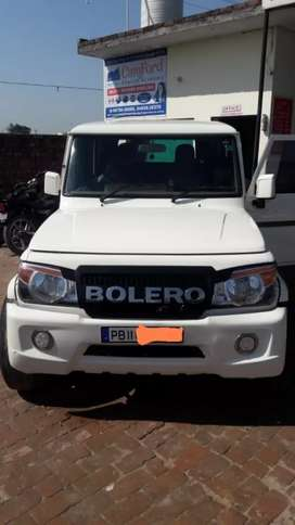 Mahindra Bolero Power Plus 2017