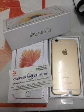 NewIphone 6s imported 64gb with all accessories and bill with warranty