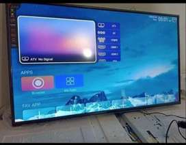 New model Samsung Malaysian 32 inch led TV smart Android 8.0