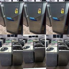 { 5 } YEAR WARRANTY FRIDGE AND WASHING MACHINE WITH DELIVERY FREE