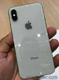 Apple I phone x c.o.d