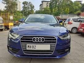 Audi A4 2.0 TDI Multitronic, 2014, Petrol