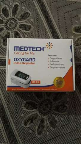 MED TECH PLUSE OXI METER
