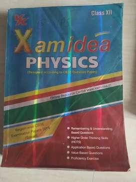 Xam Idea physics class 12th