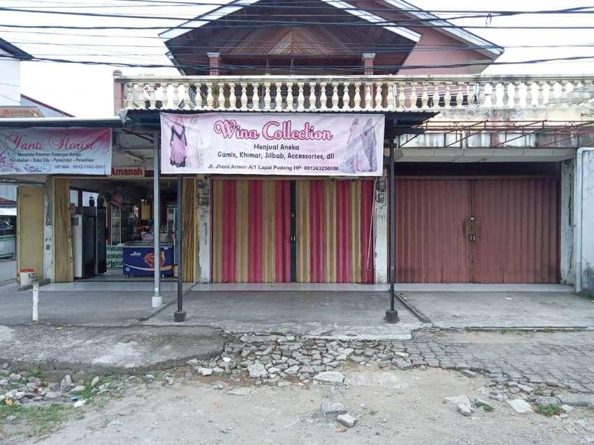 Dijual Cepat Ruko Tingkat 2 Lokasi strategis sebelah SJS PLAZA