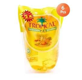 Minyak goreng tropical 2 L pouch
