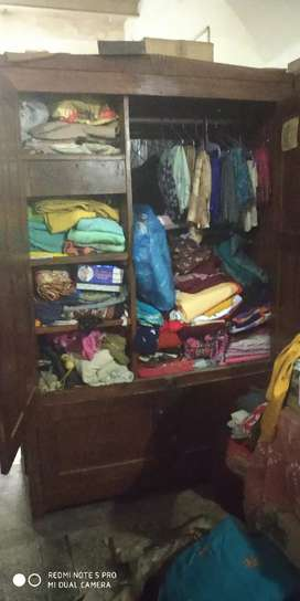 Highly durable wardrobe