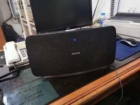 Philips BT 7500b/12  Bluetooth, NFC suara full tidak pecah bass mantap