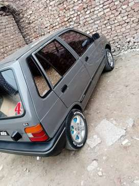 Suzuki mehran 1995 model pindi number life time token