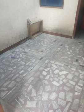 Rooms on ground floor for rent in new moradabad, delhi road