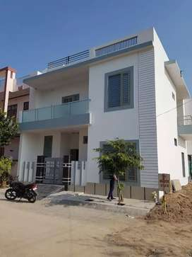 Corner house sale in ridhi sidhi enclave second