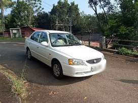 Showroom  condition accent  executive  low kilometer run topend   s