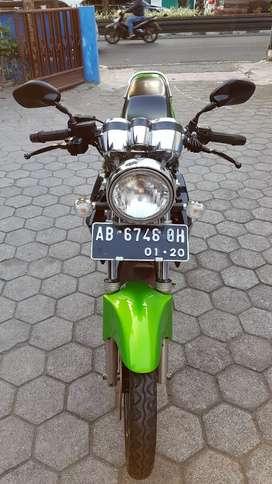 Ninja ss 2014..km baru 4000an..bs tt/credit