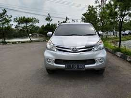 Promo spesial.! Kredit murah Toyota New Avanza G manual 2014 new look!