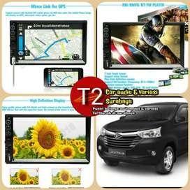 TERLARIS 2DIN FOR AVANZA/XENIA ANDROIDLINK 7INC FULL HD+CAMERA HD