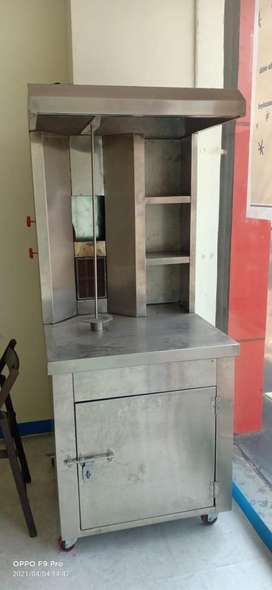 New Shawarma stand for sale