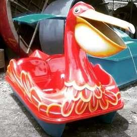 Jual Sepeda air model bebek angsa, sepeda air model belibis