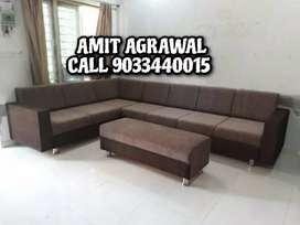 Square handle brand new sofa set!!!