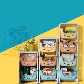 Tempat mainan anak|rak tempat mainan anak|ready stock