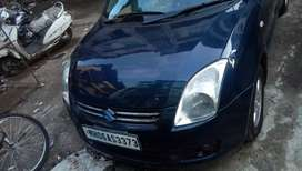 Swift Dzire running smoothly. Top modle price slightly negotiable .