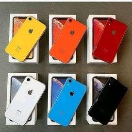 TT/CC SPliT Ready Kami Bisa IPhone XR 128GB Second Ex Inter Apple