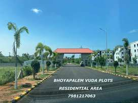 Boyapalem Vuda approved Residential area plots in  250 syd to 600syd