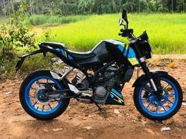 Duke 200 / model2013  /