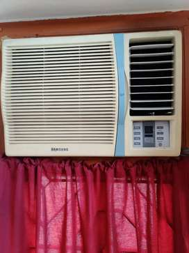 Samsung Window Airconditioner 1.5 tons